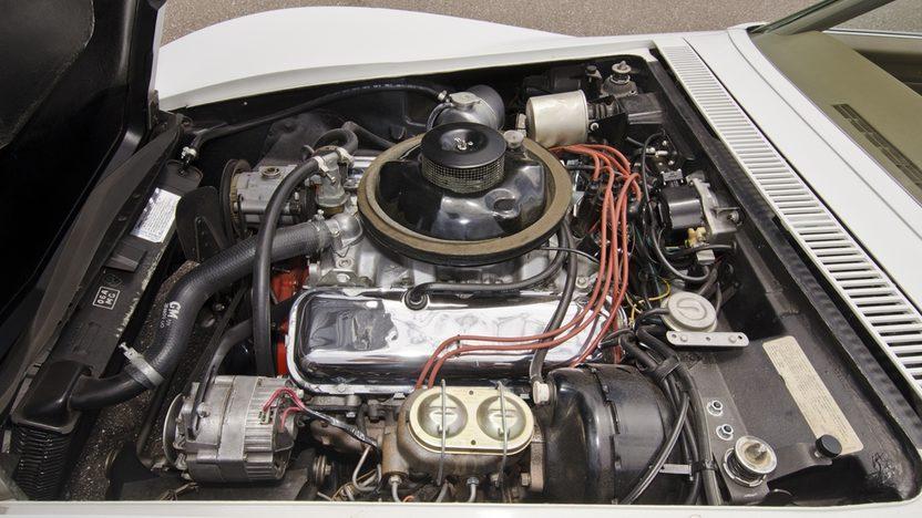 1969 Chevrolet Corvette L88 Convertible 427/430 HP, J56 Brakes, Bloomington Gold presented as lot S159 at Kissimmee, FL 2013 - image10
