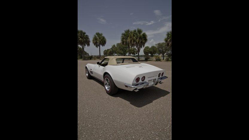 1969 Chevrolet Corvette L88 Convertible 427/430 HP, J56 Brakes, Bloomington Gold presented as lot S159 at Kissimmee, FL 2013 - image3