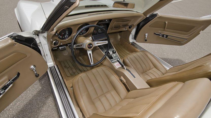 1969 Chevrolet Corvette L88 Convertible 427/430 HP, J56 Brakes, Bloomington Gold presented as lot S159 at Kissimmee, FL 2013 - image4