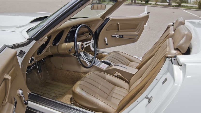1969 Chevrolet Corvette L88 Convertible 427/430 HP, J56 Brakes, Bloomington Gold presented as lot S159 at Kissimmee, FL 2013 - image7
