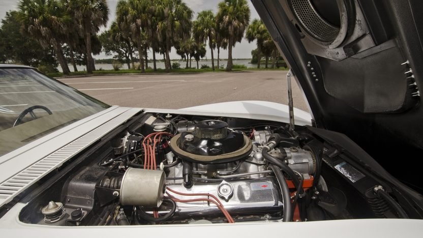1969 Chevrolet Corvette L88 Convertible 427/430 HP, J56 Brakes, Bloomington Gold presented as lot S159 at Kissimmee, FL 2013 - image9