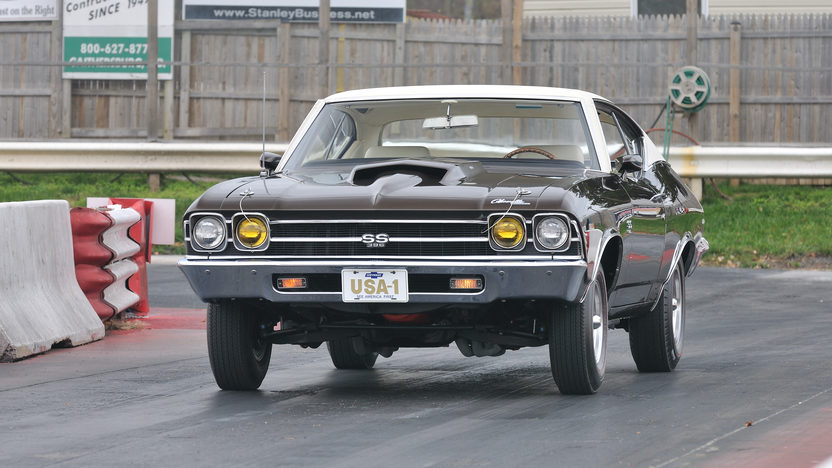 1969 Chevrolet Baldwin Motion Chevelle SS Phase 3, Well Documented presented as lot S169 at Kissimmee, FL 2013 - image12