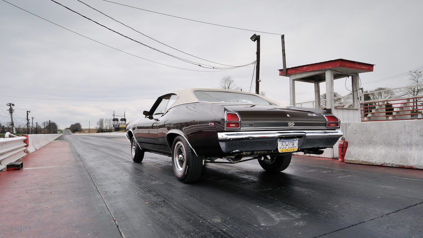 1969 Chevrolet Baldwin Motion Chevelle SS Phase 3, Well Documented presented as lot S169 at Kissimmee, FL 2013 - image2