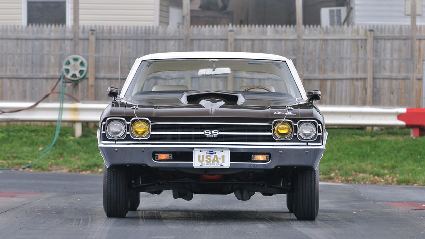 1969 Chevrolet Baldwin Motion Chevelle SS Phase 3, Well Documented presented as lot S169 at Kissimmee, FL 2013 - image3