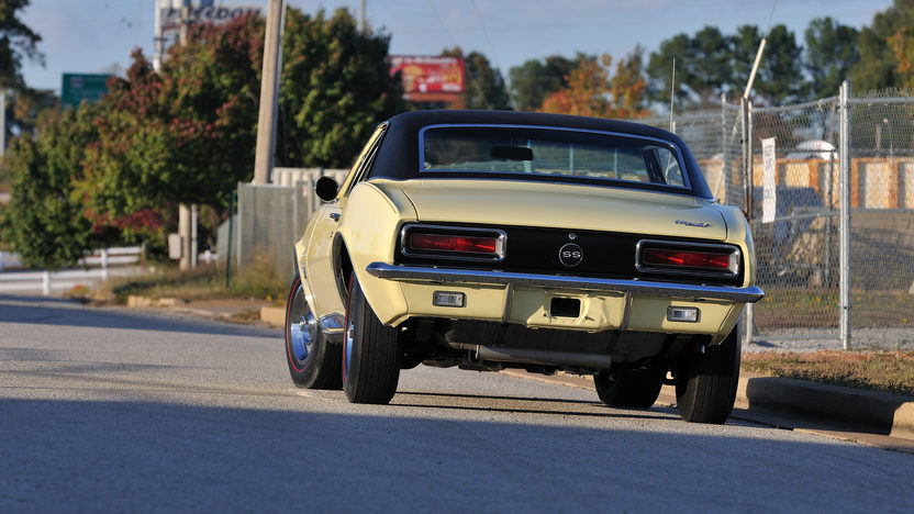 1967 Chevrolet Camaro RS/SS 396/375 HP, 4-Speed presented as lot S171 at Kissimmee, FL 2013 - image11