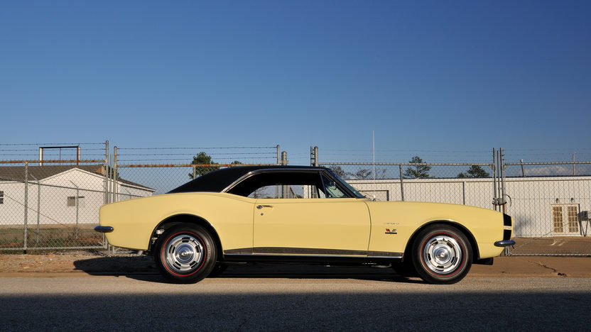 1967 Chevrolet Camaro RS/SS 396/375 HP, 4-Speed presented as lot S171 at Kissimmee, FL 2013 - image12