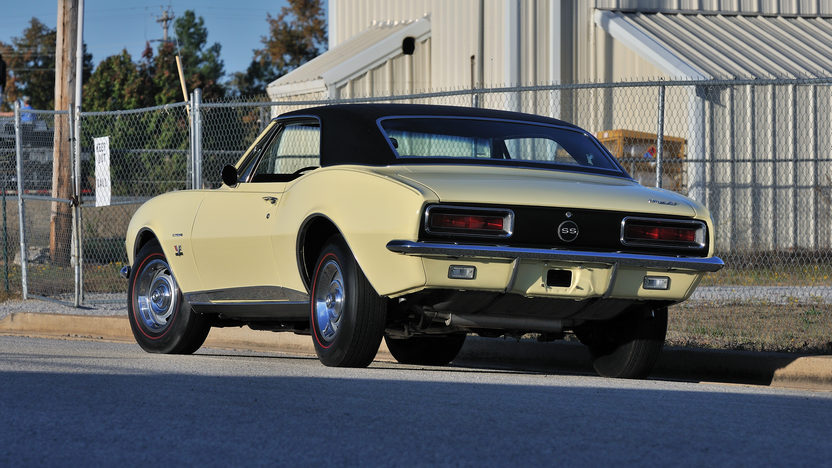 1967 Chevrolet Camaro RS/SS 396/375 HP, 4-Speed presented as lot S171 at Kissimmee, FL 2013 - image2