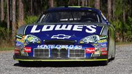 2006 Chevrolet Monte Carlo NASCAR Jimmy Johnson Road Race Car presented as lot S176 at Kissimmee, FL 2013 - thumbail image4