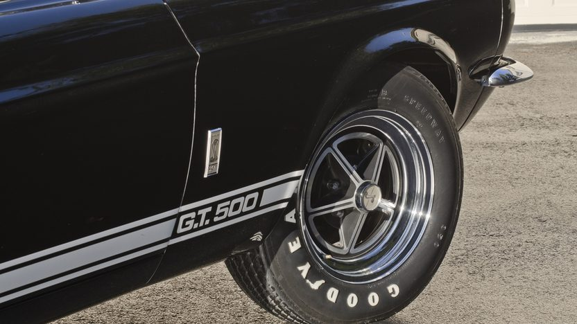1967 Shelby GT500 Fastback 428/360 HP, 4-Speed presented as lot S183 at Kissimmee, FL 2013 - image10