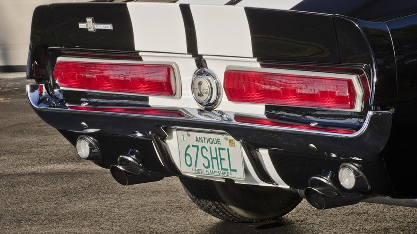1967 Shelby GT500 Fastback 428/360 HP, 4-Speed presented as lot S183 at Kissimmee, FL 2013 - image11