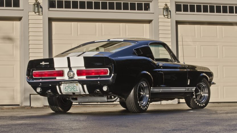1967 Shelby GT500 Fastback 428/360 HP, 4-Speed presented as lot S183 at Kissimmee, FL 2013 - image2