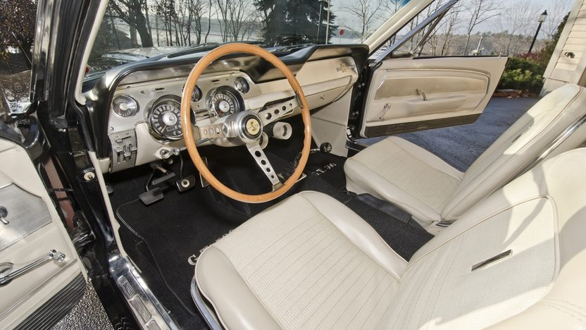 1967 Shelby GT500 Fastback 428/360 HP, 4-Speed presented as lot S183 at Kissimmee, FL 2013 - image3