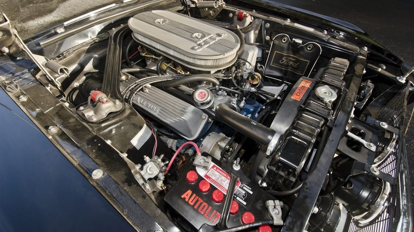 1967 Shelby GT500 Fastback 428/360 HP, 4-Speed presented as lot S183 at Kissimmee, FL 2013 - image7
