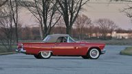 1957 Ford Thunderbird presented as lot S186 at Kissimmee, FL 2013 - thumbail image3