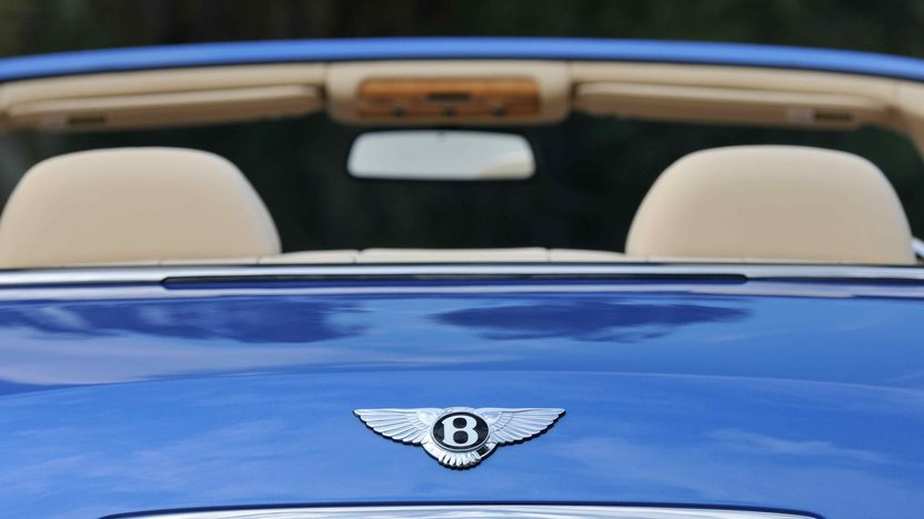 2008 Bentley Azure Convertible Less than 6,000 Miles presented as lot S189 at Kissimmee, FL 2013 - image9