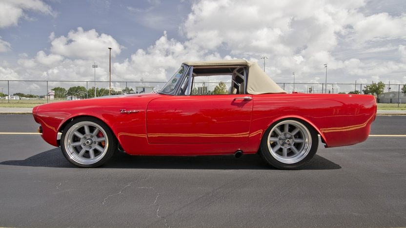 1967 Sunbeam Tiger Hot Rod 427 CI, 6-Speed presented as lot S196 at Kissimmee, FL 2013 - image3