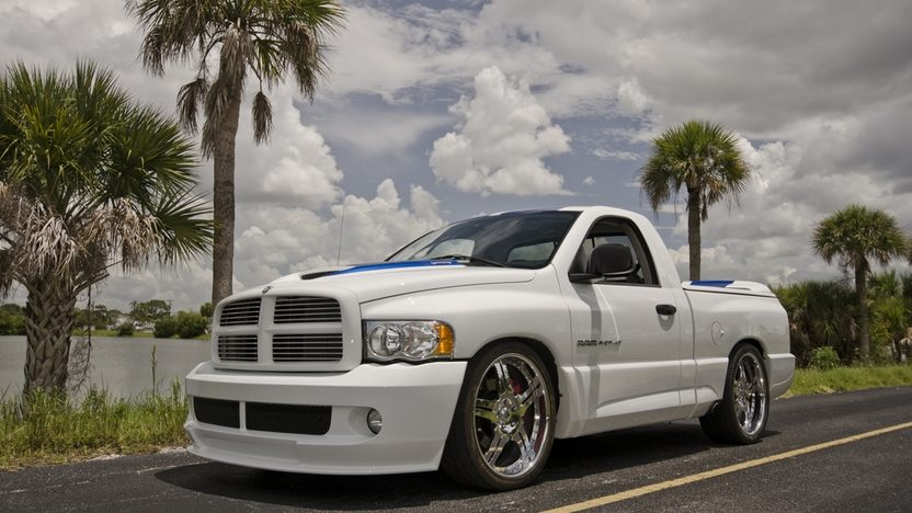 2005 Dodge Ram SRT/10 Pickup Supercharged V-10, SEMA Truck presented as lot S207 at Kissimmee, FL 2013 - image11
