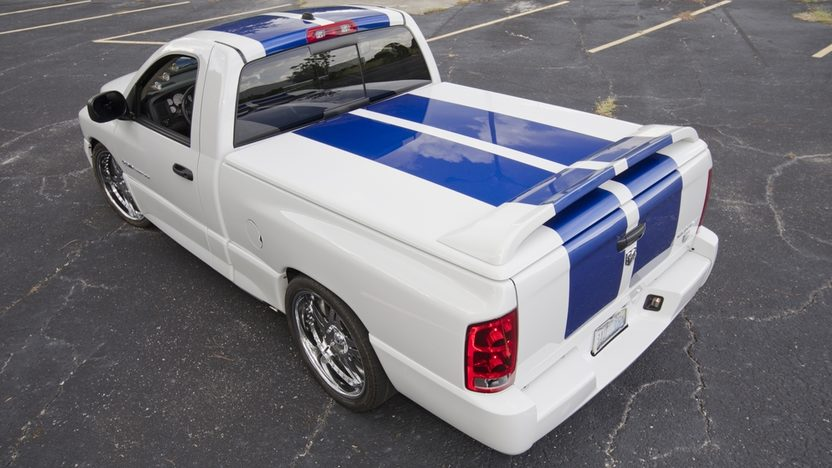 2005 Dodge Ram SRT/10 Pickup Supercharged V-10, SEMA Truck presented as lot S207 at Kissimmee, FL 2013 - image3