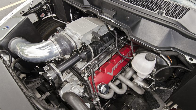 2005 Dodge Ram SRT/10 Pickup Supercharged V-10, SEMA Truck presented as lot S207 at Kissimmee, FL 2013 - image7