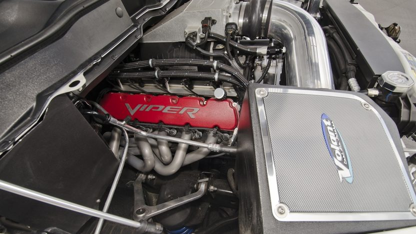 2005 Dodge Ram SRT/10 Pickup Supercharged V-10, SEMA Truck presented as lot S207 at Kissimmee, FL 2013 - image8