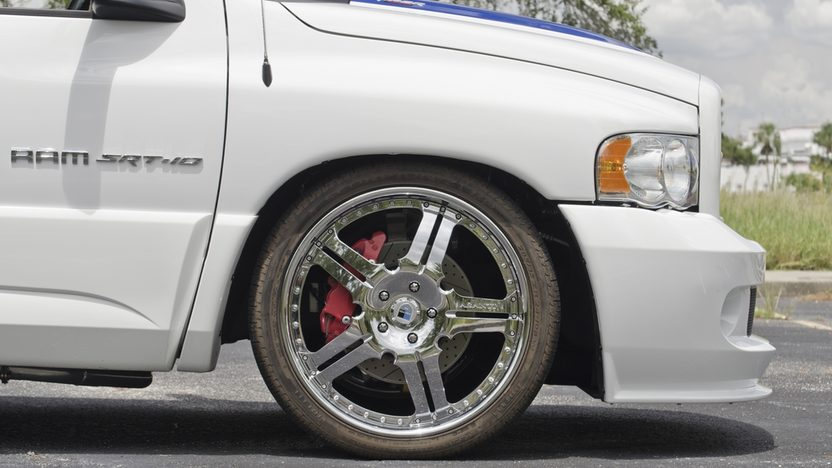 2005 Dodge Ram SRT/10 Pickup Supercharged V-10, SEMA Truck presented as lot S207 at Kissimmee, FL 2013 - image9