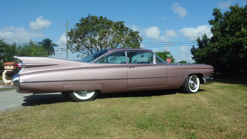 1959 Cadillac Coupe Deville presented as lot S221 at Kissimmee, FL 2013 - image11