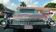 1959 Cadillac Coupe Deville presented as lot S221 at Kissimmee, FL 2013 - thumbail image3