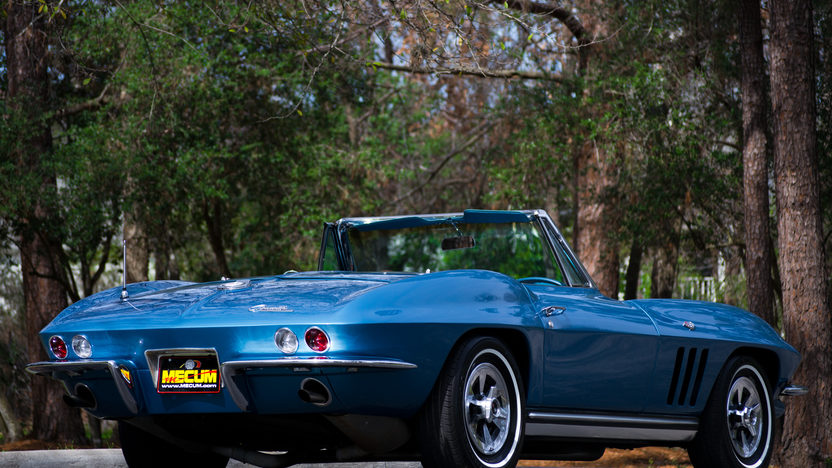1965 Chevrolet Corvette Convertible 327/300 HP, 4-Speed presented as lot S226 at Kissimmee, FL 2013 - image2