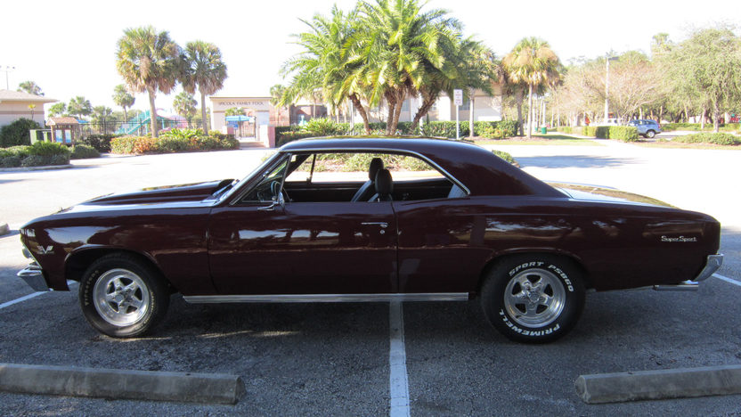 1966 Chevrolet Chevelle 454/450 HP, Automatic presented as lot S241 at Kissimmee, FL 2013 - image10