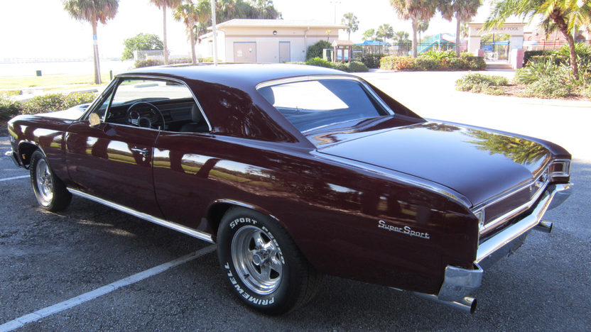 1966 Chevrolet Chevelle 454/450 HP, Automatic presented as lot S241 at Kissimmee, FL 2013 - image11