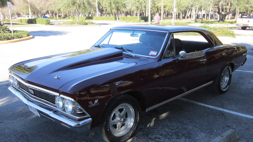 1966 Chevrolet Chevelle 454/450 HP, Automatic presented as lot S241 at Kissimmee, FL 2013 - image12