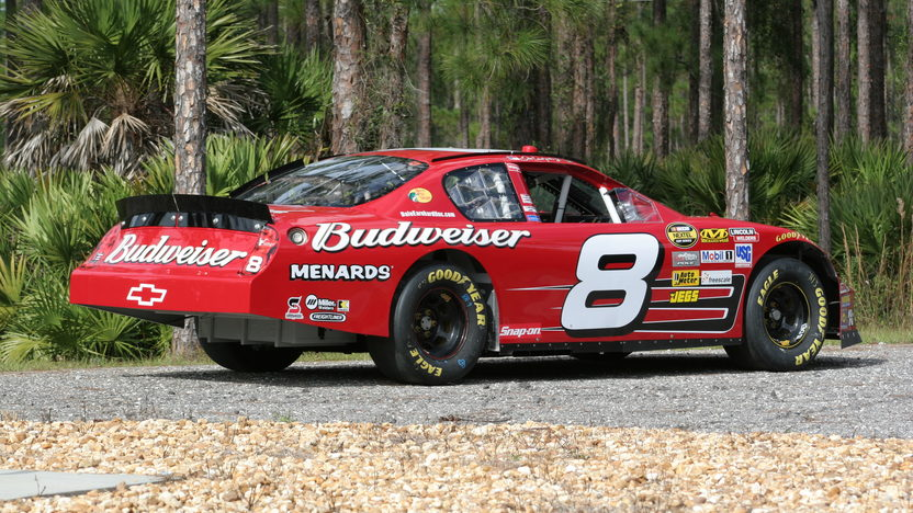 2006 Chevrolet Monte Carlo NASCAR presented as lot S248 at Kissimmee, FL 2013 - image12