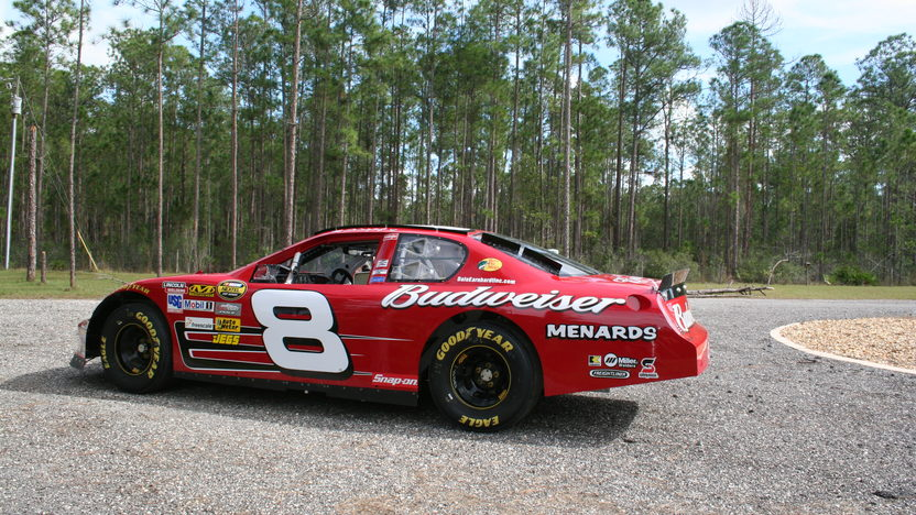 2006 Chevrolet Monte Carlo NASCAR presented as lot S248 at Kissimmee, FL 2013 - image2