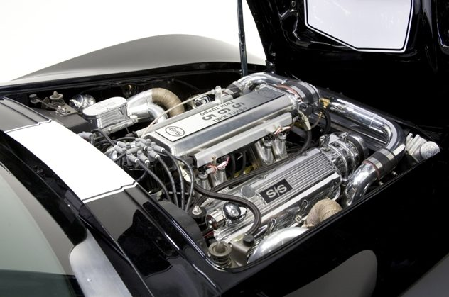 1969 Chevrolet Corvette Twin Turbo 565/1200 HP presented as lot S260 at Kissimmee, FL 2013 - image7