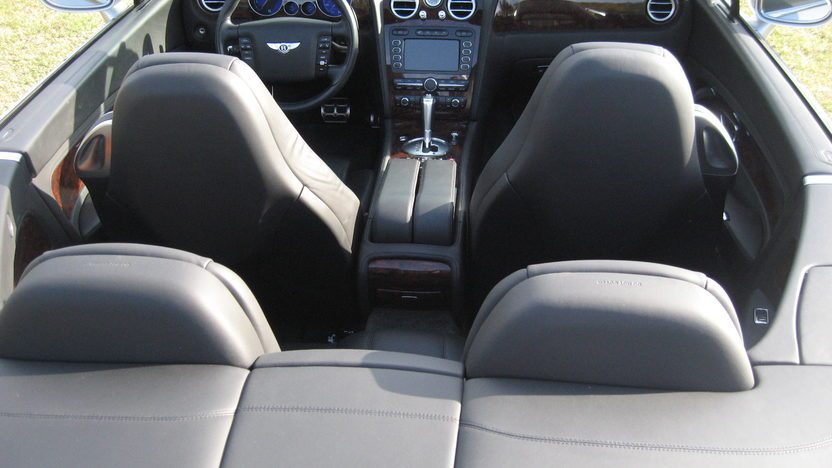2007 Bentley GTC Convertible 6.0/552 HP, 14,000 Miles presented as lot S281 at Kissimmee, FL 2013 - image5