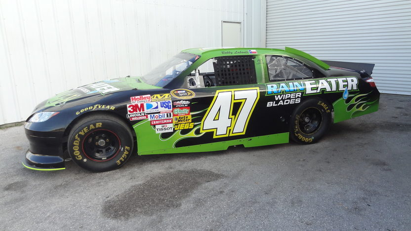 2012 Toyota Camry COT NASCAR presented as lot S284 at Kissimmee, FL 2013 - image2
