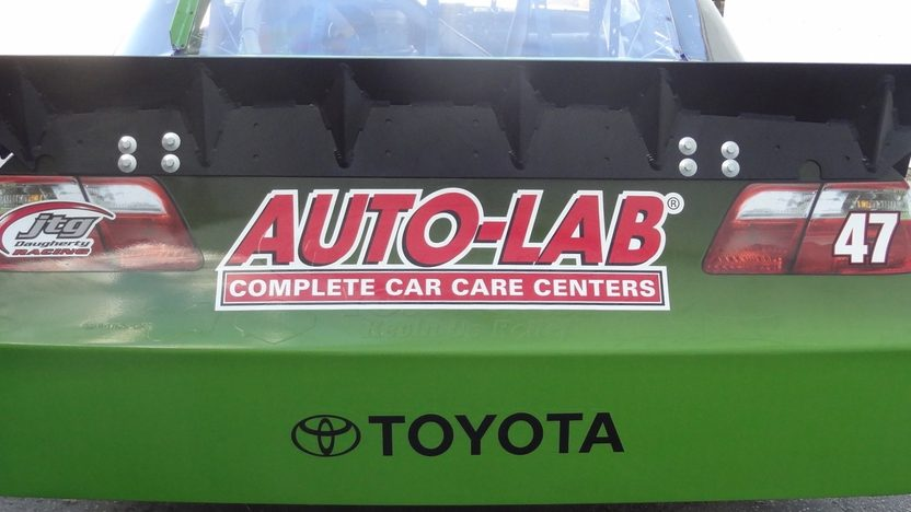 2012 Toyota Camry COT NASCAR presented as lot S284 at Kissimmee, FL 2013 - image3