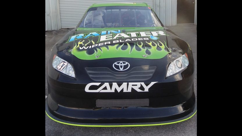 2012 Toyota Camry COT NASCAR presented as lot S284 at Kissimmee, FL 2013 - image5