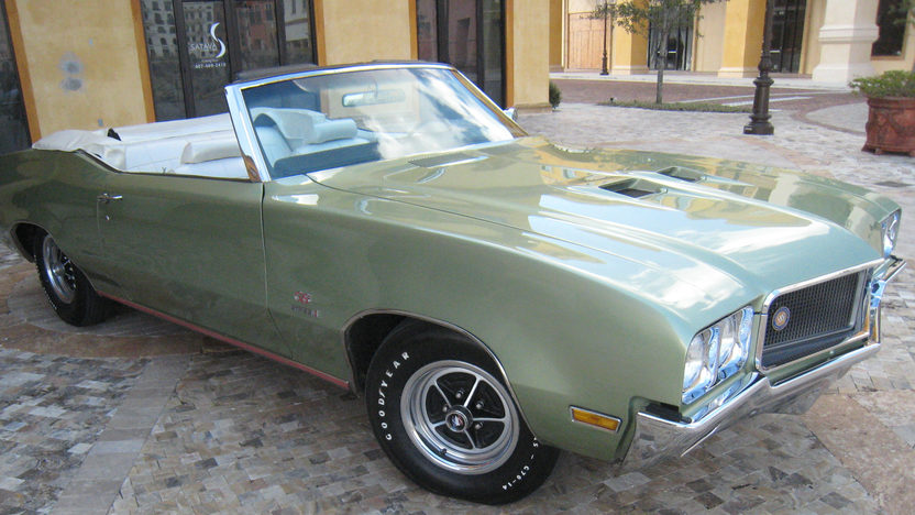 1970 Buick GS Stage 1 Convertible 455/360 HP, Automatic presented as lot S285 at Kissimmee, FL 2013 - image6