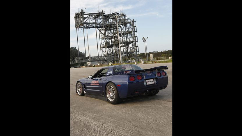 2004 Chevrolet Corvette Z06 Lemans Edition presented as lot S291 at Kissimmee, FL 2013 - image3