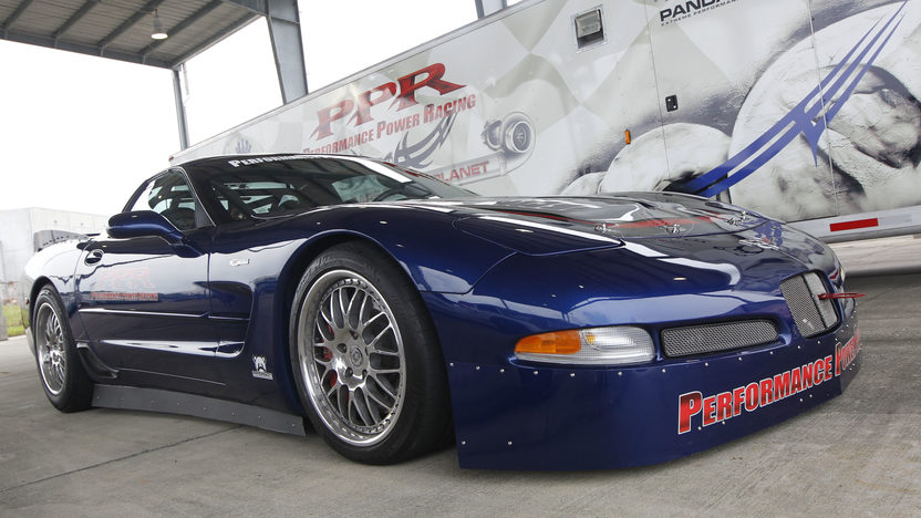 2004 Chevrolet Corvette Z06 Lemans Edition presented as lot S291 at Kissimmee, FL 2013 - image5