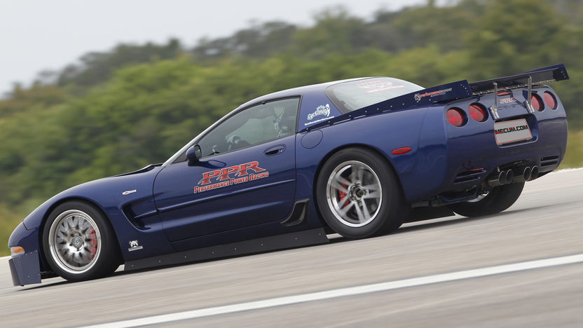 2004 Chevrolet Corvette Z06 Lemans Edition presented as lot S291 at Kissimmee, FL 2013 - image6