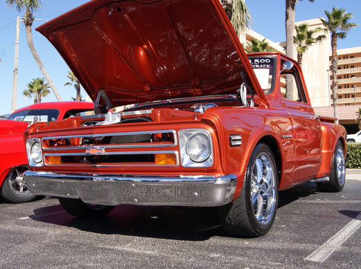 1968 Chevrolet C10 Pickup 350 CI, Automatic presented as lot S294 at Kissimmee, FL 2013 - image11
