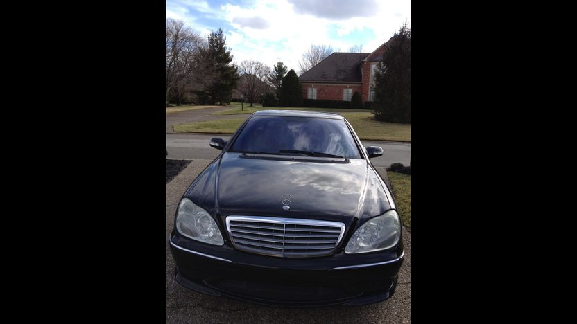 2004 Mercedes-Benz S600 Sedan presented as lot U64 at Kissimmee, FL 2013 - image7