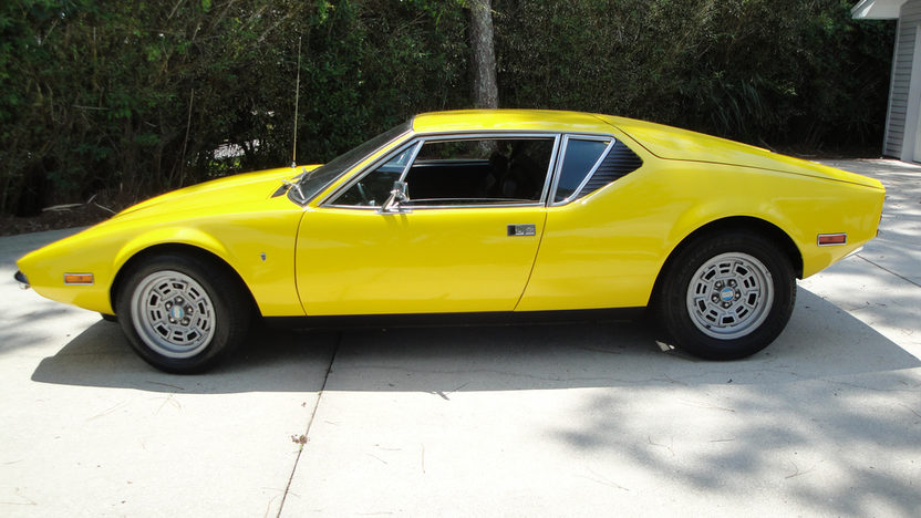 1972 Detomaso Pantera presented as lot U70 at Kissimmee, FL 2013 - image2