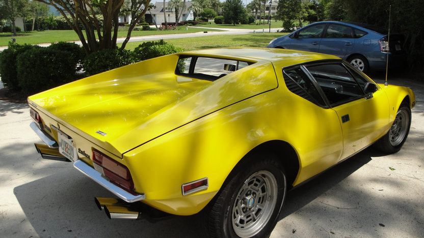 1972 Detomaso Pantera presented as lot U70 at Kissimmee, FL 2013 - image3