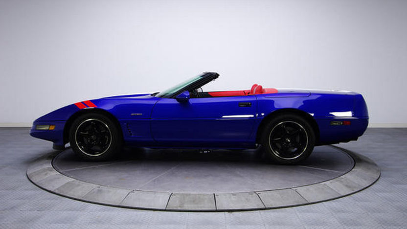 1996 Chevrolet Corvette Grand Sport Convertible Supercharged LT4, 6-Speed presented as lot U144 at Kissimmee, FL 2013 - image2