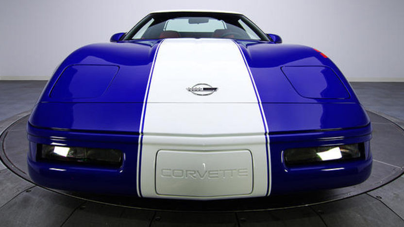 1996 Chevrolet Corvette Grand Sport Convertible Supercharged LT4, 6-Speed presented as lot U144 at Kissimmee, FL 2013 - image6