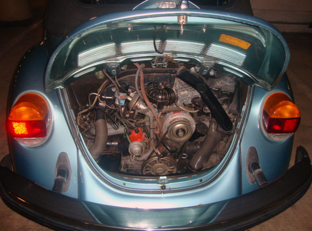 1979 Volkswagen Beetle Convertible 4-Speed, Unrestored presented as lot W12 at Kissimmee, FL 2013 - image4