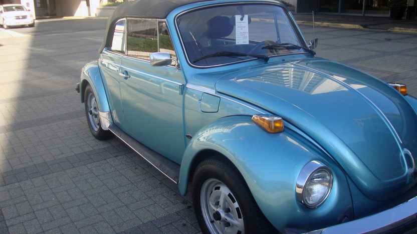 1979 Volkswagen Beetle Convertible 4-Speed, Unrestored presented as lot W12 at Kissimmee, FL 2013 - image6